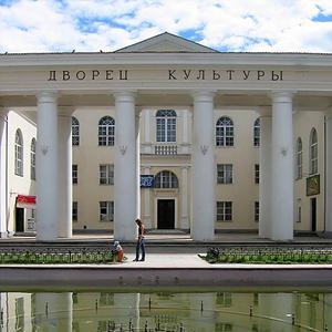 Дворцы и дома культуры Больших Уков