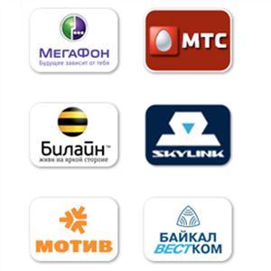 Операторы сотовой связи Больших Уков